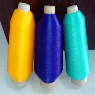 Dyed, for fishing net, 100% Nylon