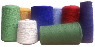 Dyed, for Knitting, Weaving, 100% Acrylic