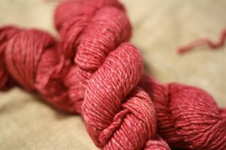 Greige, for making carpets, 50% Wool / 50% Silk