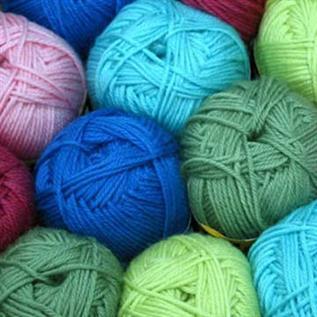 Dyed, Hand Knitting, Knitting, Weaving, Braiding, Cordage, Webbing, Sewing., 2200-333000 Dtex, 100% Wool
