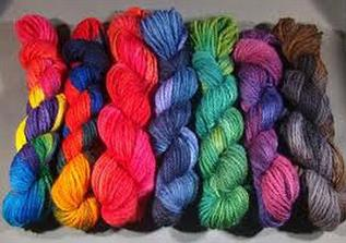 Dyed, For Knitting Sweaters, 50% Acrylic / 50% Marino