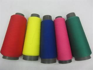 Greige, Dyed, for weaving and knitting, Polyester