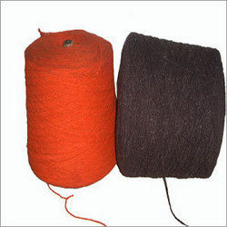 Wool / Nylon yarn.