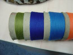 Greige, for weaving, 30/1, 100% Polyester