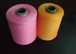 Greige, for sewing thread, 3/60, 40/2, 100% Polyester