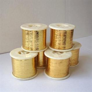 Dyed, 12 Micronm Ne 1/69, 12 Micron Ne 1/69, Metallic