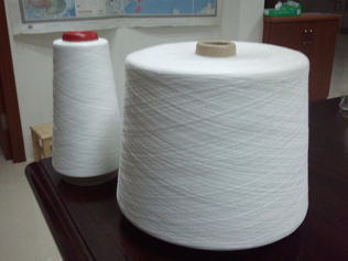 Dyed & Greige, for making gloves, 5/1, 8/1, 10/1, Poly/Cotton (30/40/60/70)