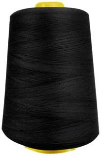 Semi Mate ( Crude), Black, For lables manufacturing, 20D , 100% Polyester, 100% Nylon