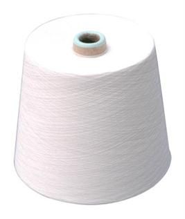 Raw White, For weaving and knitting, Ne 16/1 20/1 30/1 32/1 40/1 23/1 24/1 30/2 40/2 , 100% Cotton