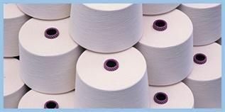 Raw White, Knitting, Weaving, Ne 16/1, 20/1, 30/1, 32/1, 100% Cotton