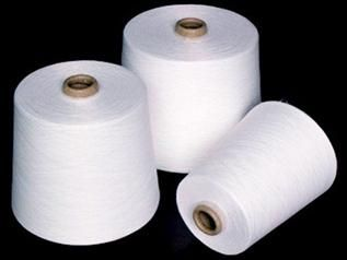 Raw white, Sewing thread, 20s-60s, 100% Polyester