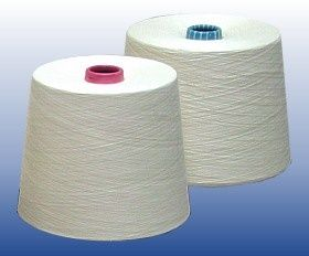 cotton yarn for weaving purpose