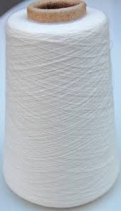 Raw white, For weaving, knitting and sewing, 20/2, 30/2, 40/2, 50/2, 20/3, 30/3, 40/3, 50/3, 100% Polyester