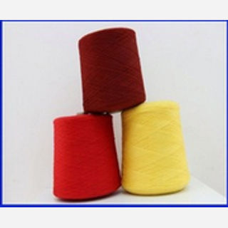 Dyed, Knitting,Sewing,Weaving, 8-50, 50%Wool / 50% Acrylic