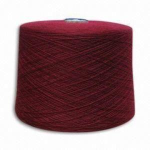 Dyed, Knitting, Sewing, Weaving, 8-50, 50% Wool / 50% Acrylic