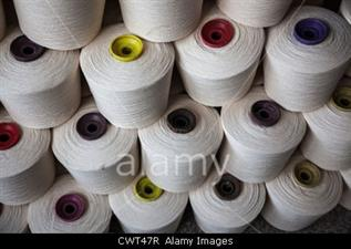 Greige, For sewing, 2/50, 100%  Polyester