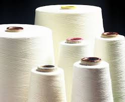 Greige, For weaving and knitting, 20 to 42, 100% Polyester open end