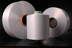Greige, for knitting, 100% polyester ring spun yarn