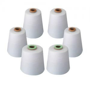 White, For towels, 80, 60s and 40s, 100% PVA