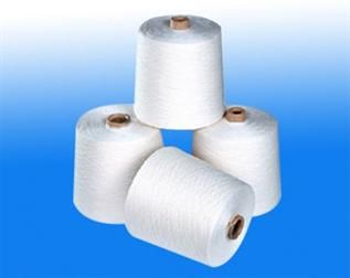 White, For socks and towel, 90*C-80s, 100% PVA