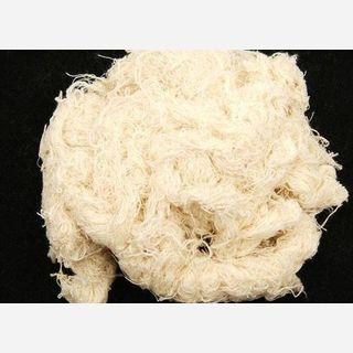 Greige, For spinning and recyling, 10 to 40s, 100% Cotton yarn waste