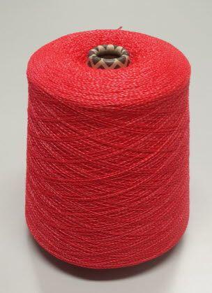 Red Fusion Yarn