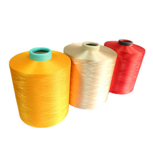 Dyed Polyester Drawn Textured Yarn