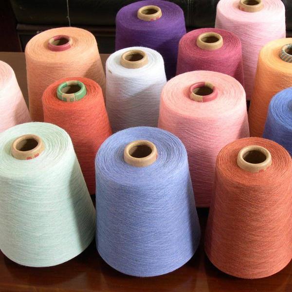 100% Cotton Ring Spun Yarn