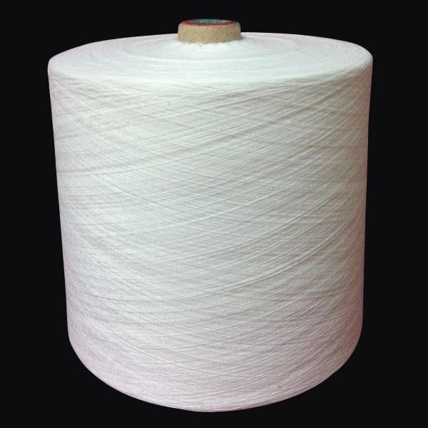 Greige 100% Cotton Ring Spun Yarn