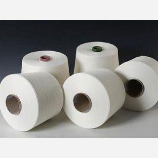 Cotton / Silk yarn-Blended yarn