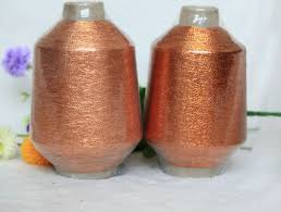 Metallic Yarn-Filament yarn