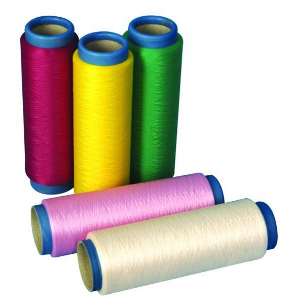Polyester Recycled Textured Dyed Yarn