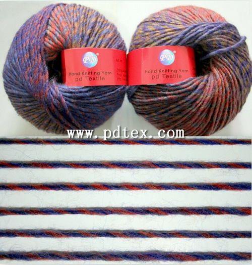 acrylic wool yarn