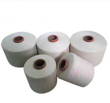 greige cotton thread