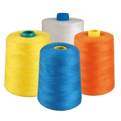 100% Polyester Yarn.