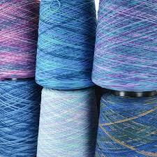 Cotton Blends-Blended yarn