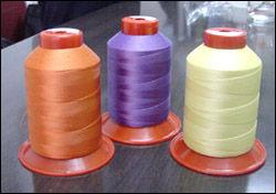 Spun Polyester TFO Yarn