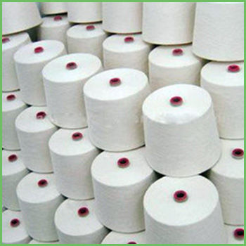 Cotton / Nylon yarn-Blended yarn