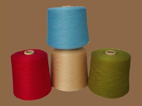 Polyester / Lycra Blended Yarn