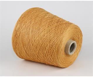 Dyed Linen Yarn