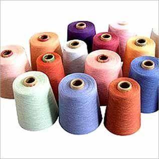 Dyed Melange Yarn