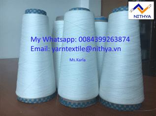 Polyester Greige Yarn Exporter