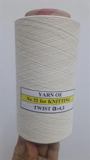 Cotton White Yarn