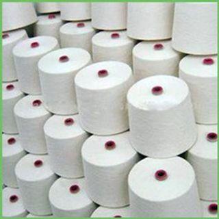 Knitted Cotton Nylon Yarn