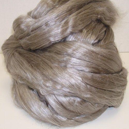 Undyed Silk Yarn