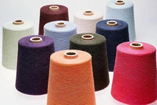Acrylic Solid Dyed Yarn