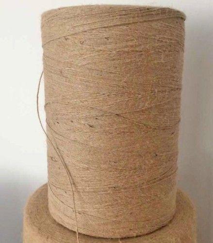 Jute Natural Yarn