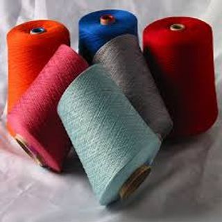 poly/cotton yarn