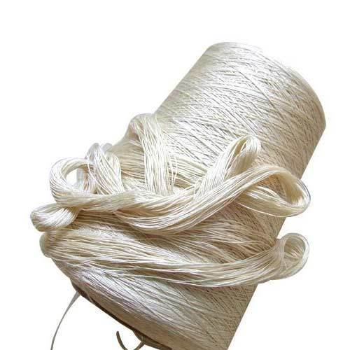 Natural Silk Wool Yarn