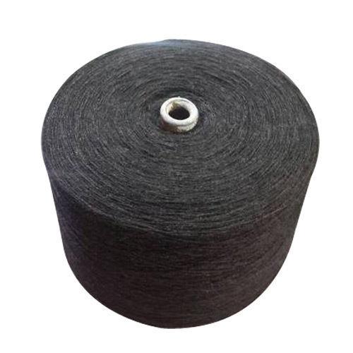 Black Spandex Yarn